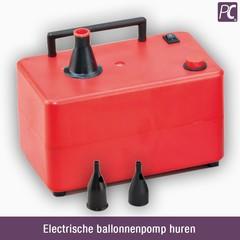 Elektrische ballonnenpomp huren