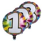 Cijfer ballonnen LED-verlicht