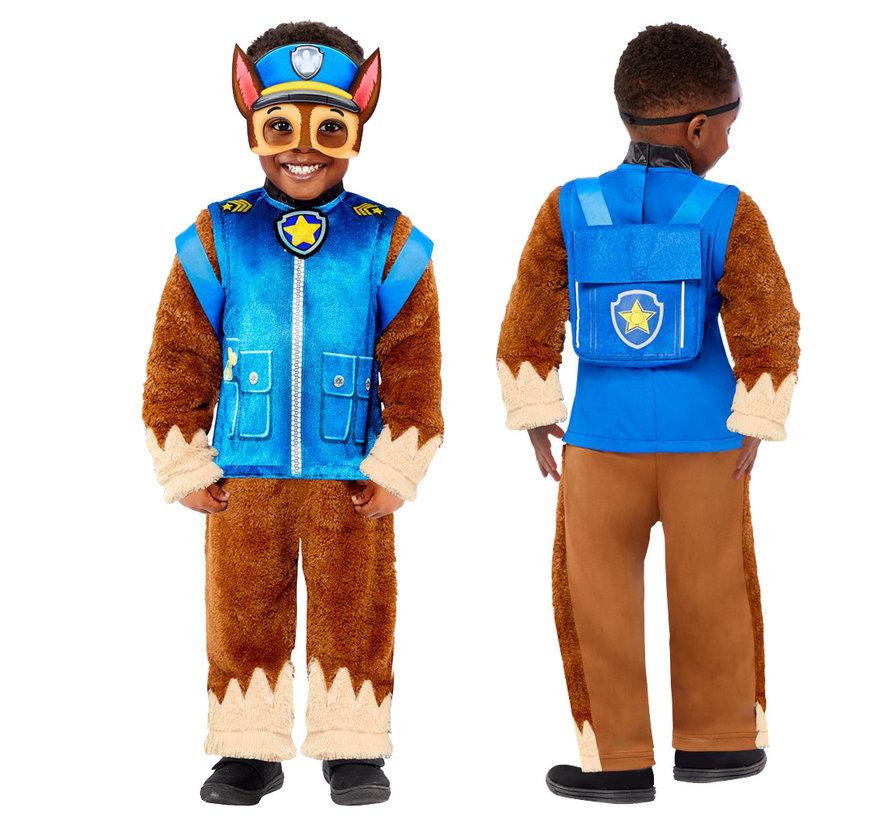 Luxe Paw Patrol Chase verkleedkleding voor kinderen