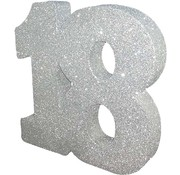 Tafeldecoratie zilver 18