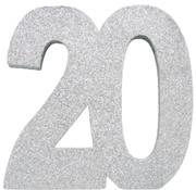 Tafeldecoratie zilver 20