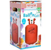 Helium tank 30 ballonnen