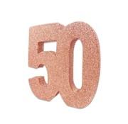 Tafeldecoratie verjaardag 50
