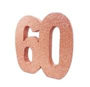 Tafeldecoratie verjaardag 60