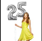 Helium gevulde cijfers 25