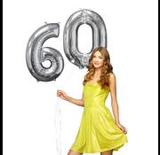 Helium gevulde cijfers 60