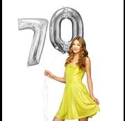 Helium gevulde cijfers 70