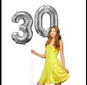 Helium gevulde cijfers 30
