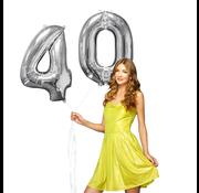 Helium gevulde cijfers 40