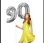 Helium gevulde cijfers 90