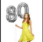 Helium gevulde cijfers 80