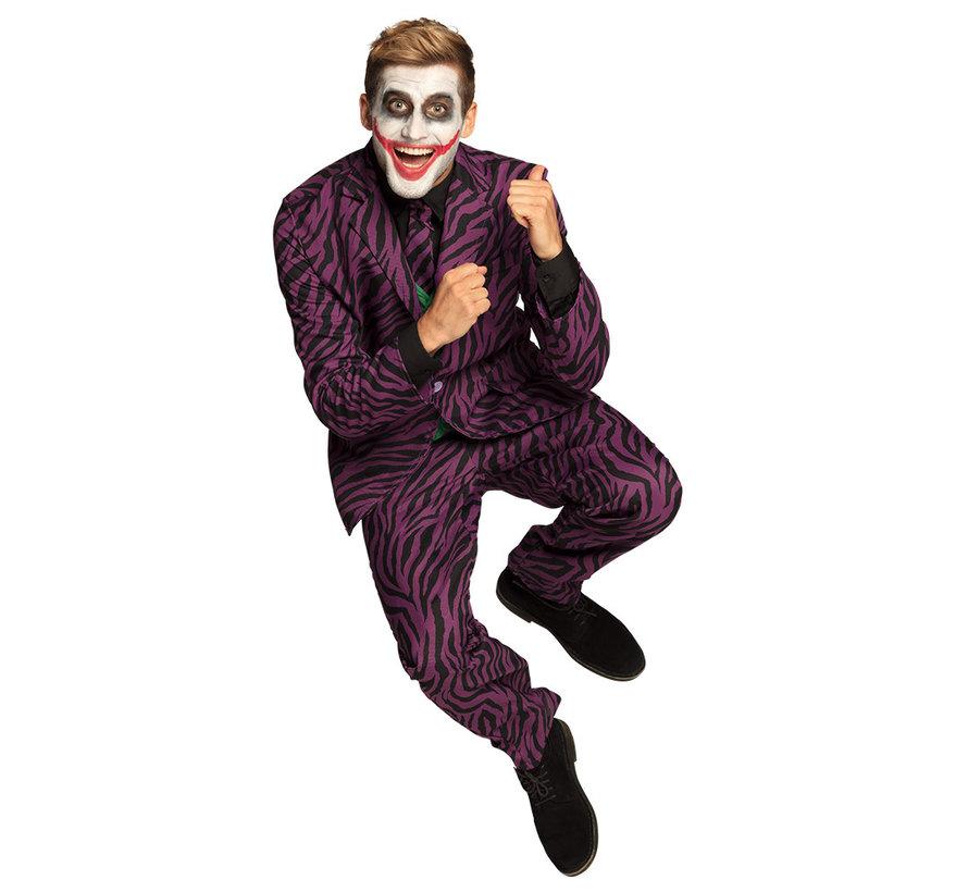 The Joker outfit voor heren