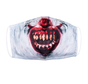 3D Mondkapje Zombie volwassene