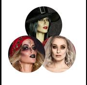Make-up palette Halloween
