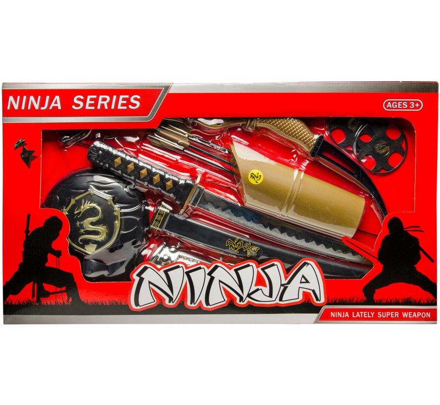 Ninja  wapens set voor kinderen