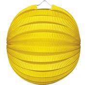 Lampionnen geel