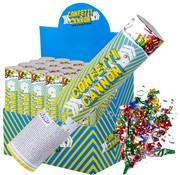 Confetti kanon multi kleurig