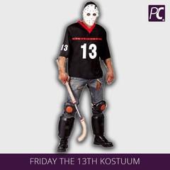 Friday the 13th kostuum