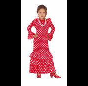 Flamenco jurk kind