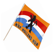 Zwaaivlag Hup Holland Hup
