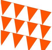 Oranje vlaggenlijnen 200 meter