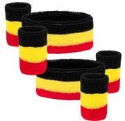 Zweetbandjes sets  België EK