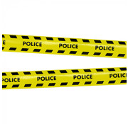 Politie afzetlint