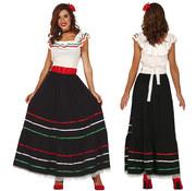 Mexicaanse jurk dames