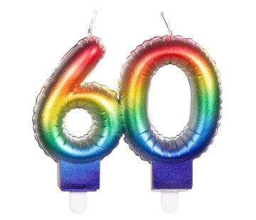Kaars 60 jaar