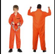 Verkleedpak Gevangene