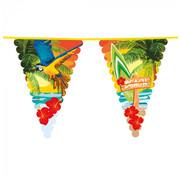 tropical party vlaggenlijn