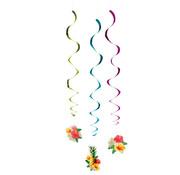 Decoratieswirls tropische paradise