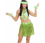 Hawaii Rokje Set Groen