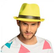 Gangster hoed geel