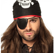 Ooglapje piraat met Bandana