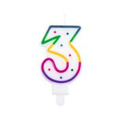 Verjaardagskaarsje 3