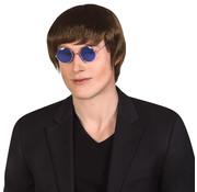 John Lennon bril blauw