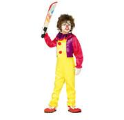 IT clown kind kostuum
