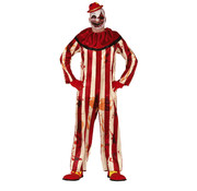Killer clown jumpsuit
