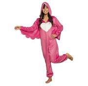 Flamingo jumpsuit dames
