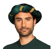 Hoed Sultan groen
