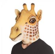 Giraffe dieren masker