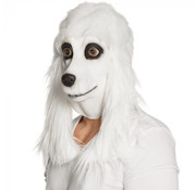 Poedel hond masker
