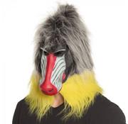 Baviaan hoofdmasker