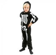 Kinderkostuum skelet