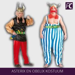 Asterix en Obelix kostuum