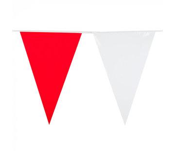 Rood-wit vlaggenlijn