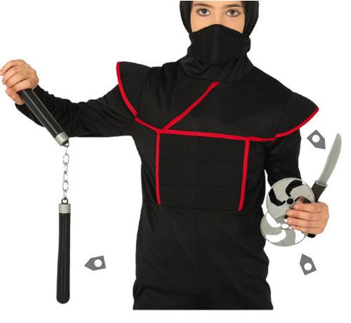 Speelgoed wapenset ninja