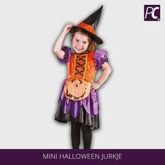 Mini Halloween jurkje