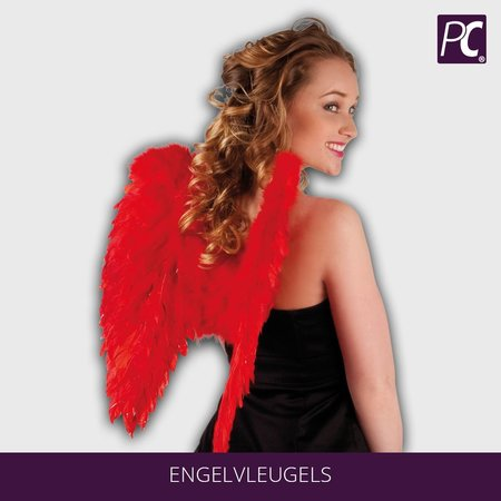 Engelvleugels rood